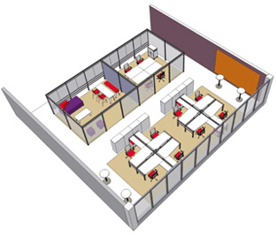 Design & Space Planning - Prentice Office Environments