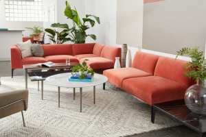 west elm mesa sectional