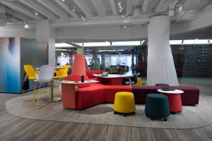 orangebox away from the desk lounge series